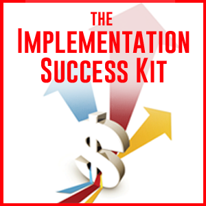 Implementation Success Kit by NACWE