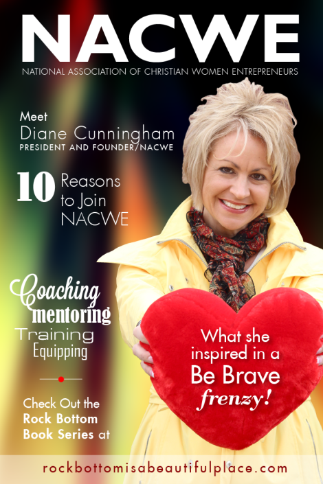 Meet Diane Cunningham, Founder of NACWE