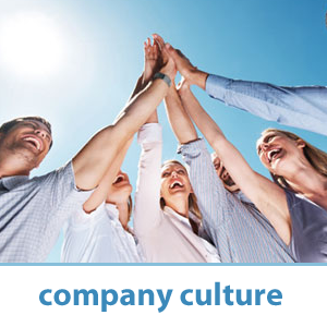 Company Culture by NACWE
