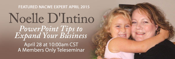 Featured Expert April 2015: Noelle D'Intino