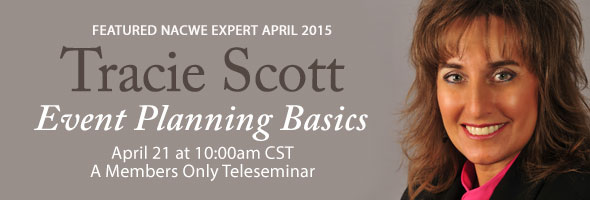 Featured Expert April 2015: Tracie Scott