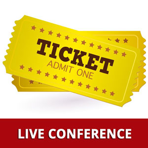 Ticket to Live Conference