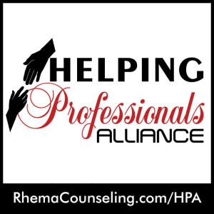 large HPA Logo black