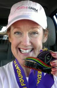 Jamie Race Medal